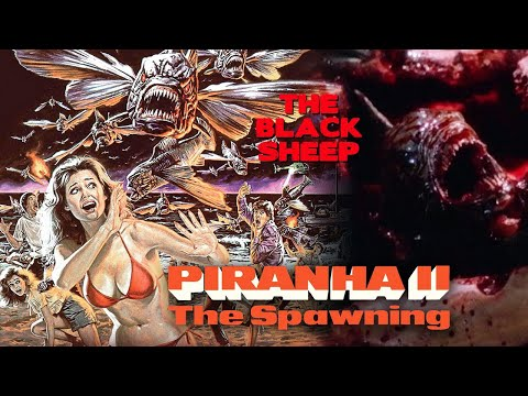 James Cameron's Piranha II - The Black Sheep