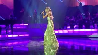 Celine Dion Debuts New Song 'Flying On My Own' Live In Las Vegas