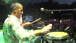 Orchestre National de Barbés Live - Alaoui @ Sziget 2012