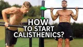 How to Start Calisthenics   Best Beginner Workout Routine