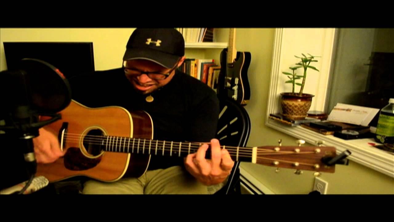 Kashmir (Led Zeppelin) Acoustic Cover - YouTube