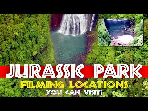 Jurassic park   jurassic world filming locations you can visit on your hawaii trip