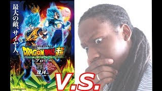 Broly RETURNS in Dragon Ball Super?! My Thoughts on Broly