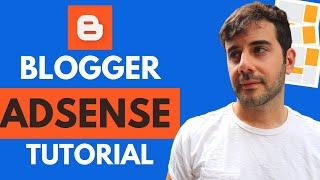 Blogger AdSense Tutorial - How to Run Auto Ads