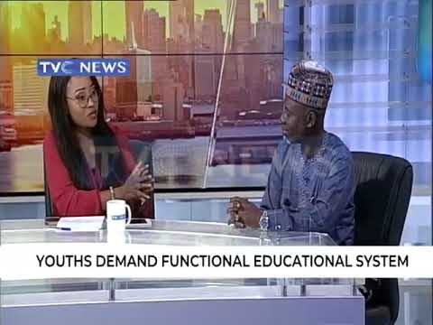 Youths demand functional educational system