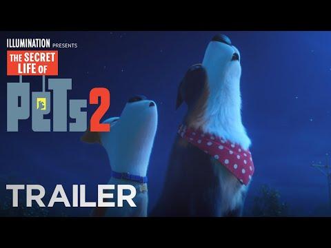 The Secret Life Of Pets 2 2019 Illumination 3d Animated Movie Kaskus