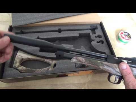 SMK Cp2 Camo Co2 Pistol Reveiw