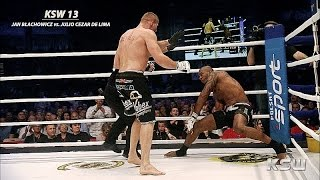 Top 10 KSW Knockouts