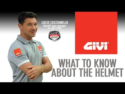 Lucio Cecchinello for Givi HPS : what to know about the helmet