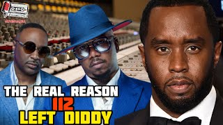 112 Goes All The Way In On The Real Reason They Left Diddy's Bad Boy Records For Def Jam!