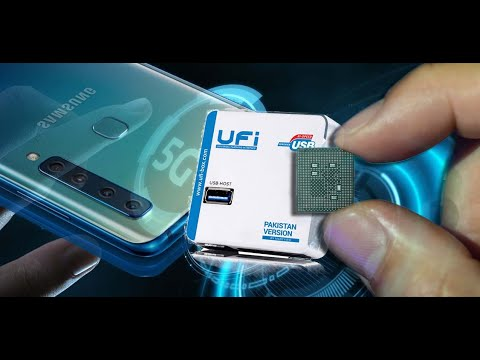 UFI BOX LESSON 3 SAMSUNG QUALCOMM DEAD BOOT RECOVERY - CHAND