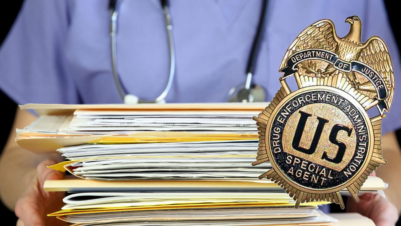 DEA To Spy On Your Medical Records thumbnail