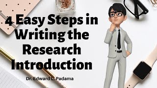 4 Easy Steps in Writing the Research Introduction (PPT)