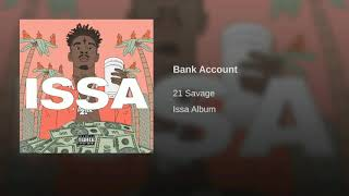 Bank Account   21 Savage   Audio 8D