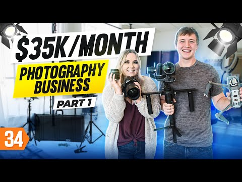 , title : 'How To Start a $35K/Month Photography Business (Pt. 1)