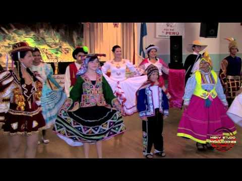 Asi es Mi Peru - Desfile de Trajes Tipicos 2014
