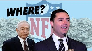 WHERE DID EVERY NFL OWNER GET THEIR MONEY FROM? You might be surprised
