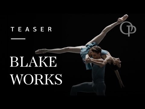 Blake Works I de William Fosythe - Teaser Opéra national de Paris