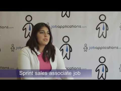Sprint Interview - Sales Associate