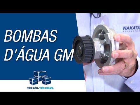 Como reconhecer as diferenças das bombas d'água para linha GM