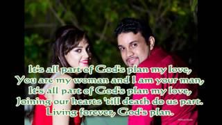 God's Plan With Lyrics