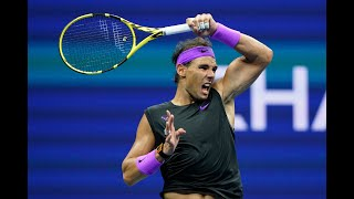 Daniil Medvedev vs Rafael Nadal Extended Highlights | US Open 2019 Final