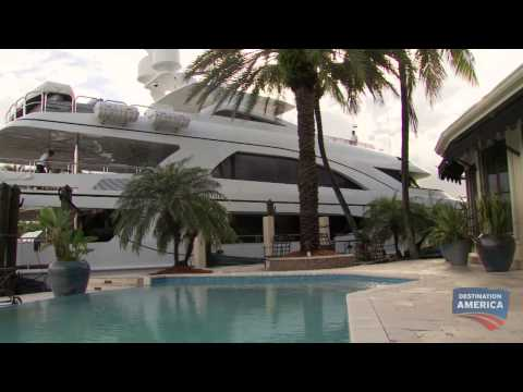Check Out The NASCAR Mogul's Crazy Mega-Yacht | Epic