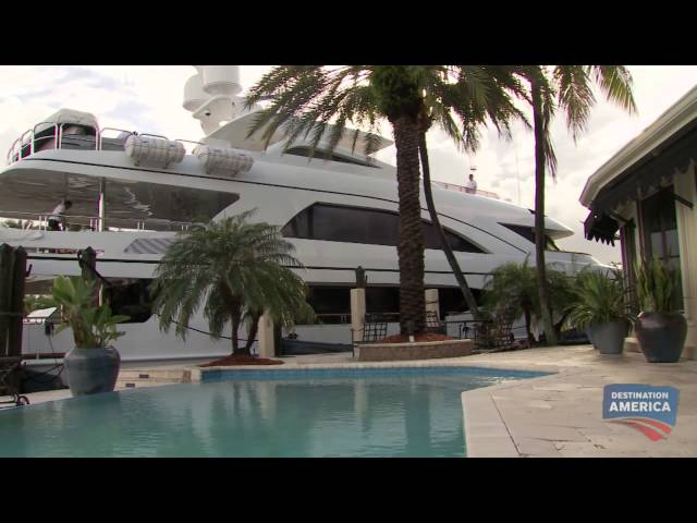 Check Out The NASCAR Mogul's Crazy Mega-Yacht | Epic