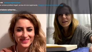 Videointervista Lista Factotum scuola Giulio Cesare