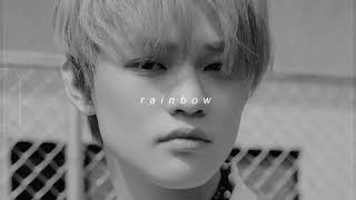 nct dream - rainbow (slowed + reverb)