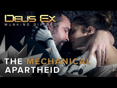 First Live Action Trailer For Deus Ex: Mankind Divided Unveiled