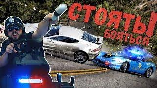 Батл Инспектора Сония против стритсракера-тролля на Aston Martin One-77