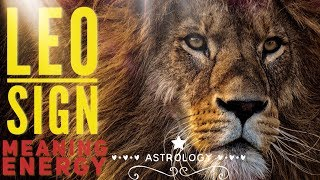 LEO SIGN IN ASTROLOGY:  Meaning, Traits, Magnetism
