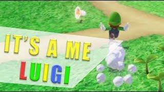 Luigi Super Mario Odyssey costume
