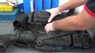 Air Filter Replacement Volkswagen Jetta