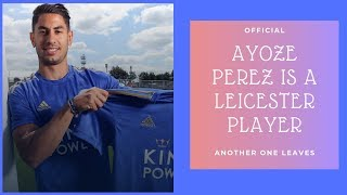 Official: Ayoze Perez joins Leicester
