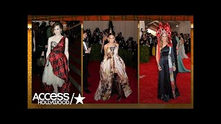 Met Gala Fashion Flashback: Olivia Culpo On The Most Outrageous Style Moments | Access Hollywood