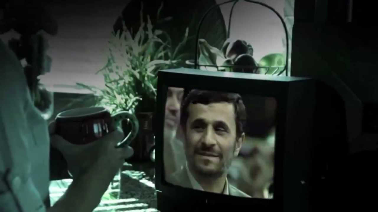 Santorum Ad Ties Obama To Ahmadinejad? (Obamaville) thumbnail