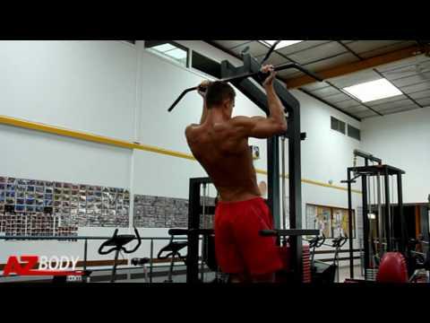 Le bodybuilding du programme de deux jours des entraînements