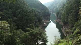 美しき日本 奈良 十津川村 瀞峡