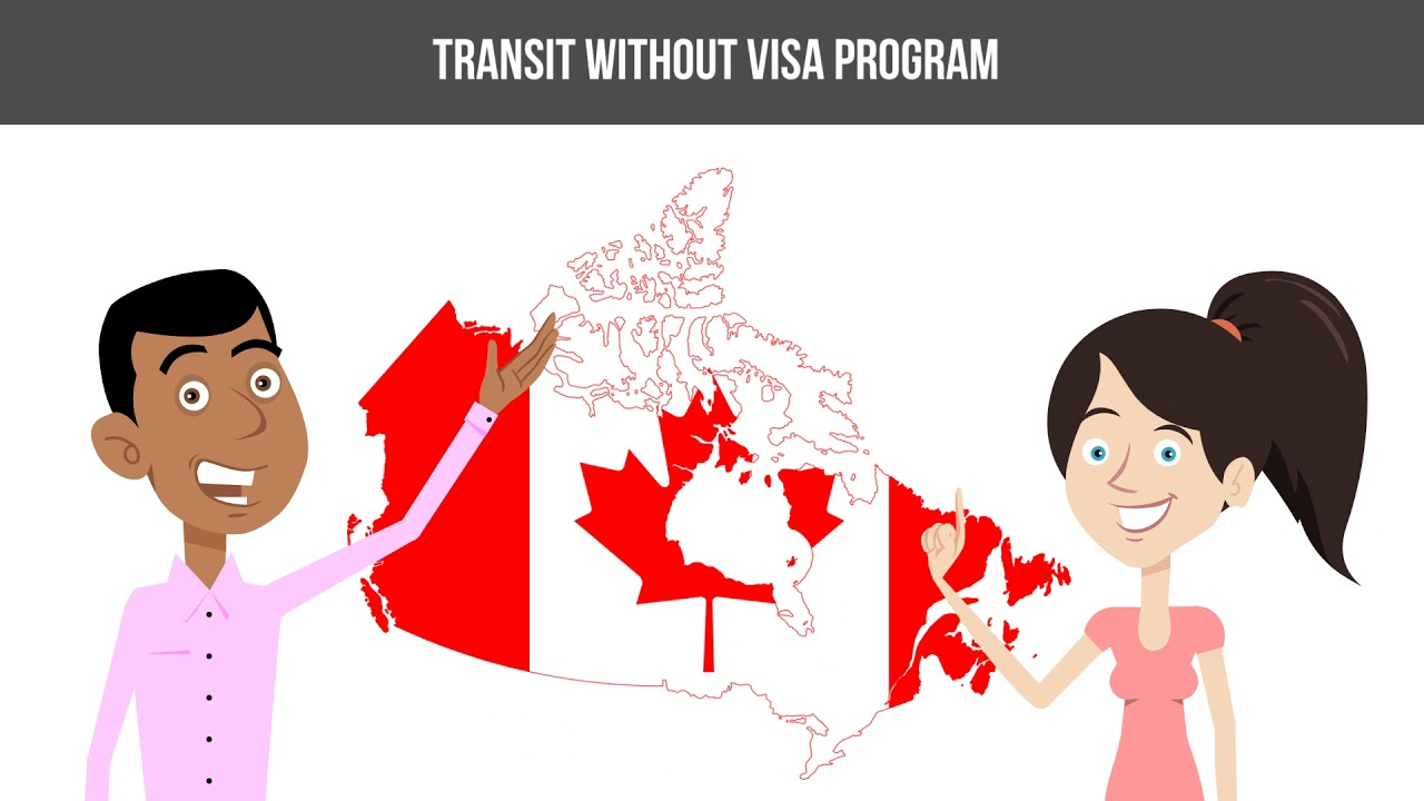 Can a Canadian eTA be used for transit purposes?