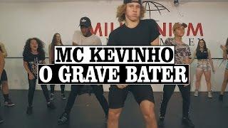 Mc Kevinho   O Grave Bater | Coreografia Tiago Montalti