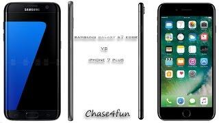 Samsung galaxy s7 vs  iphone 7 quick review Rundown with full specs list ip67 vs ip68