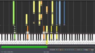 Dream Theater: About to Crash - Synthesia Learning Pack MIDI [HD]