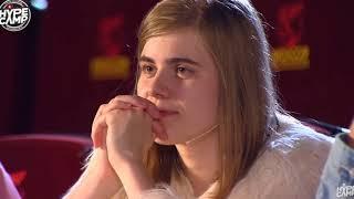 Даня Комков довел девочку до слез в кастинге HYPE CAMP