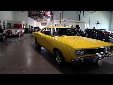 Video of '68 Super Bee - LSRZ