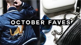 October Favorites (2016) - Saint Laurent, Marc Jacobs + Sephora