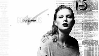 Taylor Swift   Gorgeous (Lyric Video)