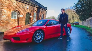 Ferrari 360 Challenge Stradale - First Drive Review!
