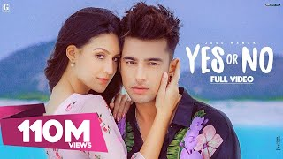 YES OR NO : Jass Manak (Official Video) Satti Dhillon | GK DIGITAL | Latest Punjabi Songs | Geet MP3 - Download this Video in MP3, M4A, WEBM, MP4, 3GP